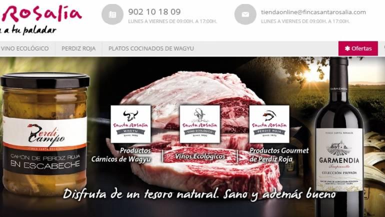 Santa Rosalía online: compra fácil y cómoda