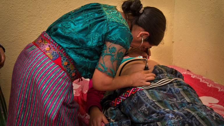 Sorteo y solidaridad para ayudar al pueblo guatemalteco