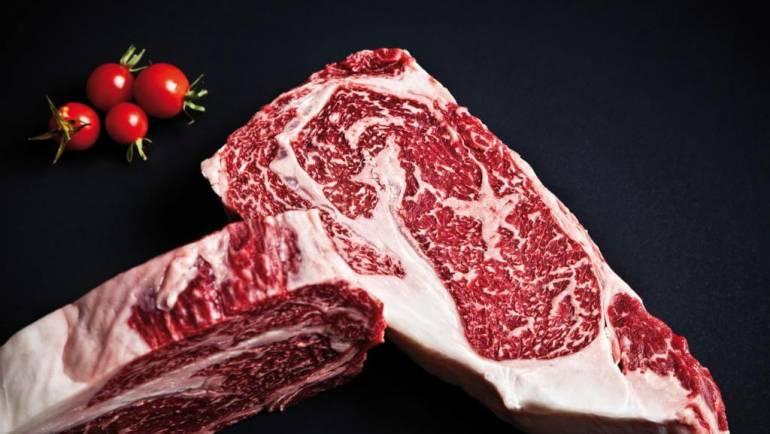 ¿Qué es el marmoleado de la carne?